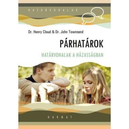 Dr. H. Cloud & Dr. J. Townsend - Párhatárok - határvonalak...
