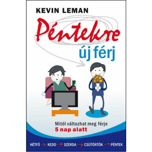 Kevin Leman - Péntekre új férj