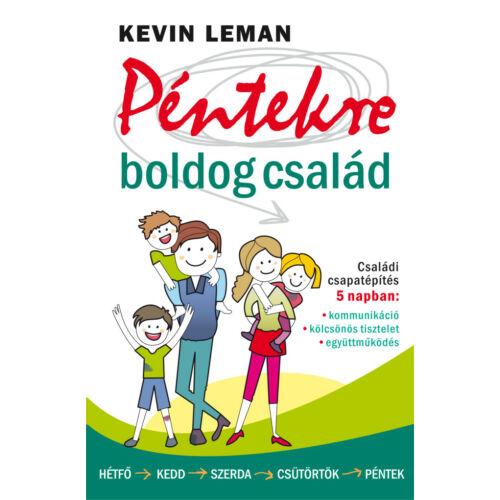 Kevin Leman - Péntekre boldog család