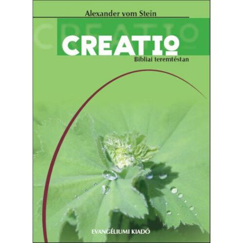 Alexander Stein - Creatio / Bibliai teremtéstan