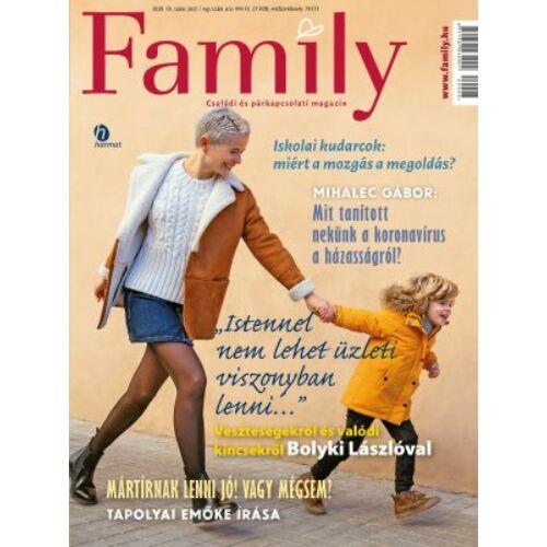 Family magazin - 2020 ősz