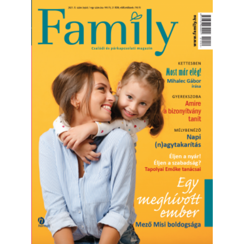 Family magazin - 2021 nyár