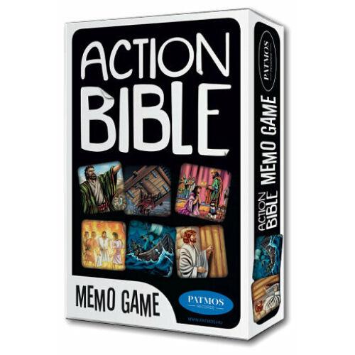 Memo Game - Action Bible memóriajáték