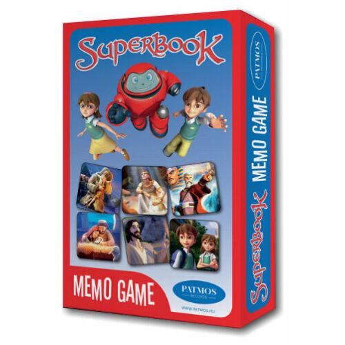 Memo Game - Superbook memóriajáték