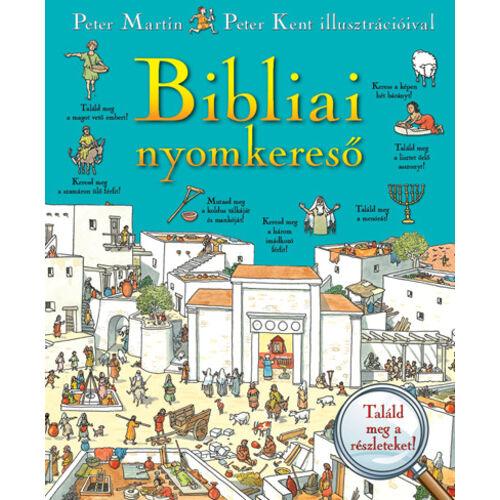 Peter Martin - Bibliai nyomkereső