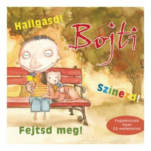 Győri Katalin - Bojti - foglakoztató + CD