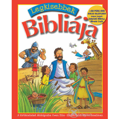 Gwen Ellis - Legkisebbek Bibliája + DVD