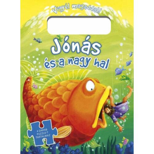 Jónás és a nagy hal - puzzle