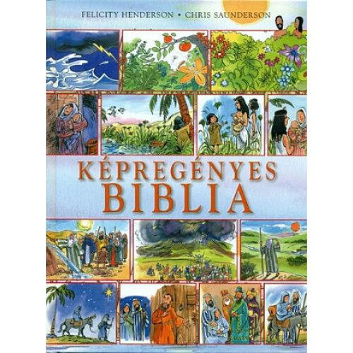 Felicity Henderson - Képregényes Biblia