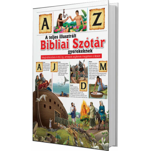 Bibliai szótár - gyerekeknek