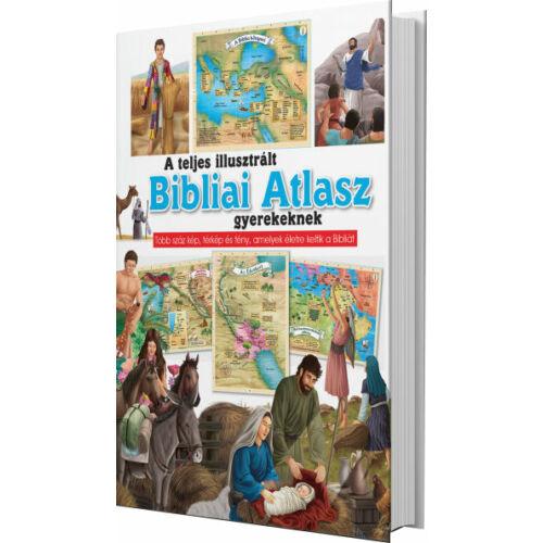 Bibliai Atlasz - gyerekeknek