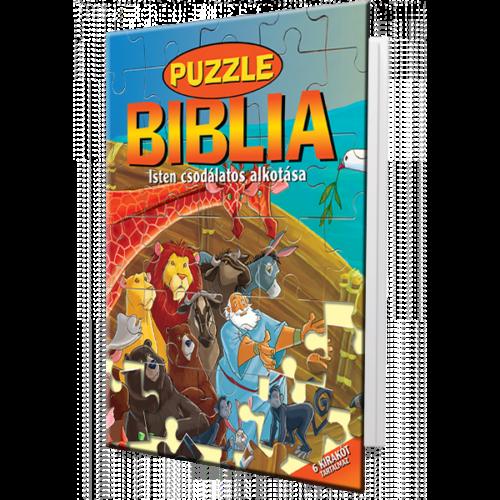 Puzzle - Biblia (Isten csodálatos alkotása)