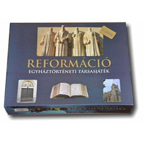 Reformáció - társasjáték