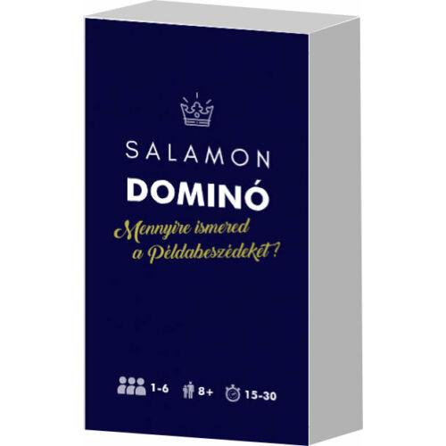 Salamon DOMINÓ - játék