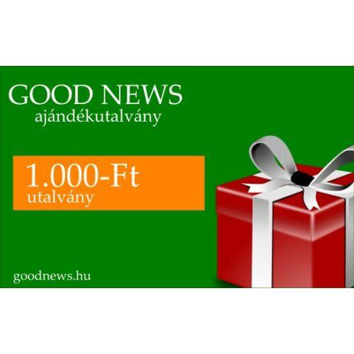 Ajándékutalvány - 1.000-ft