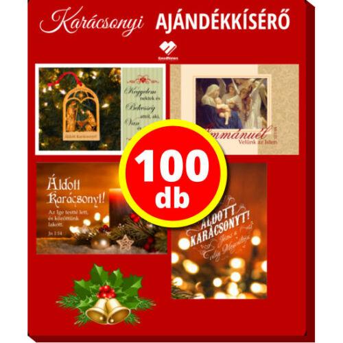 Kari. ajándékkísérő (100db) csomag