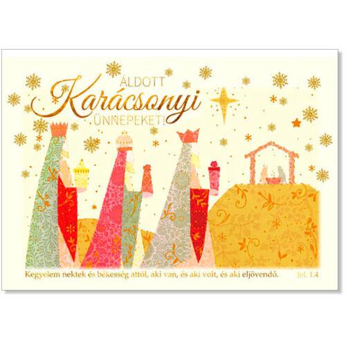 Kari - képeslap - nyílt 03 (10db)