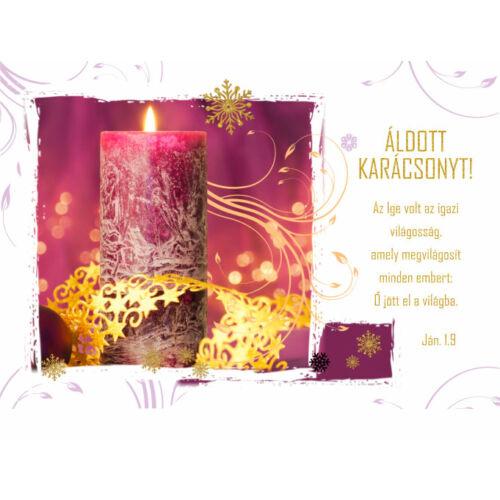 EXTRA Kar. képeslap - 09