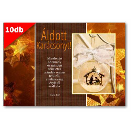 Kari - képeslap - nyílt 02 (10db)