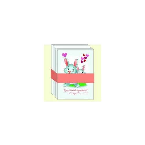 Igés kártya - GYIK (10db) vegyes