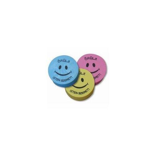 Radír - Kerek (Smile) 1db