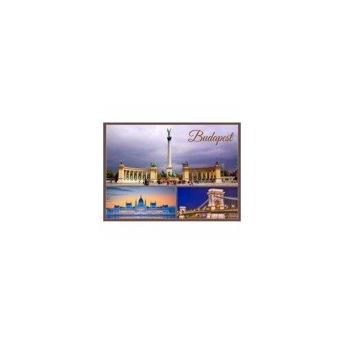 Képeslap - Budapest 04. (10db)