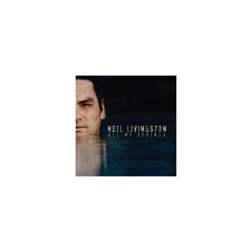Neil Livingston - All my Springs - CD