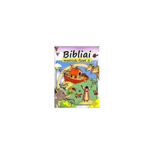 Bibliai matricás füzet - 2.