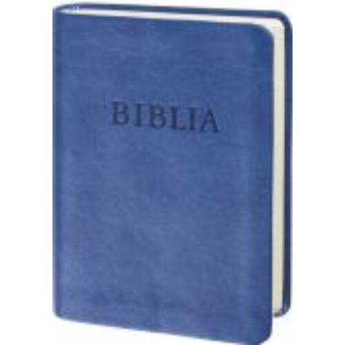 Biblia - RÚF (zsebméret) - kék