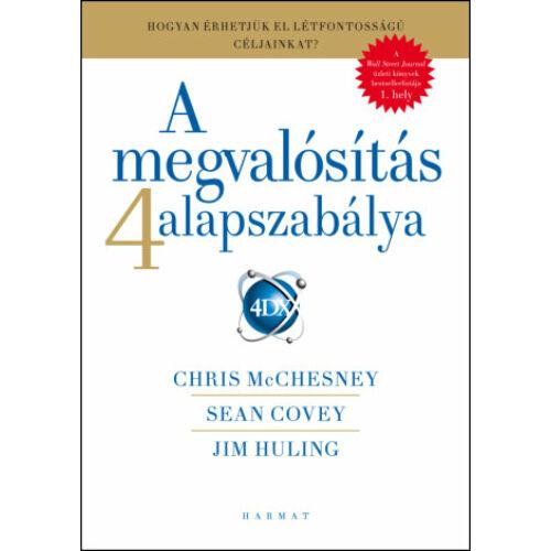S. Covey - A megvalósítás 4 alapszabálya