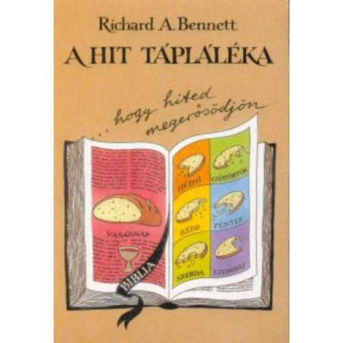 B.A. Bennett - A hit tápláléka