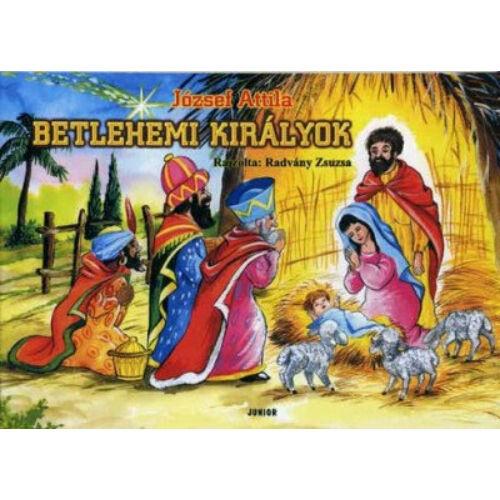 József Attila - Betlehemi királyok / leporello