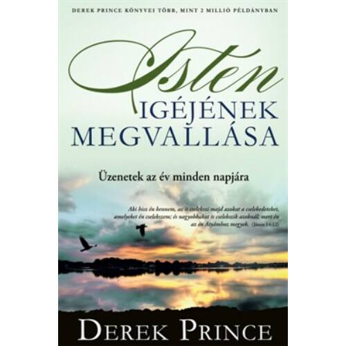 Derek Prince - Isten Igéjének megvallása