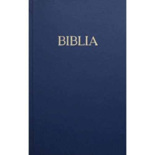 Biblia - EFO (egyszerű fordítás) - kemény bor. (sötétkék)
