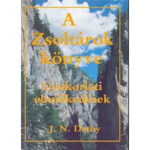 J.N. Darby - A Zsoltárok könyve