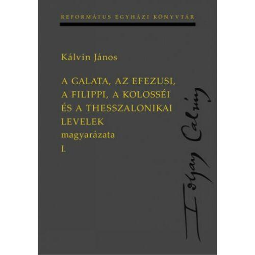 Kálvin J. - A Galata, az Efezusi,  a Filippi, a Kolosséi és a Thessz. levelek magy. I.-II.rész