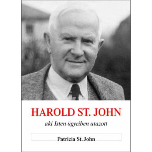 Patrica St.Jones - Harold St. John