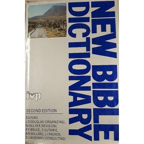 News Bible Dictionary - használt