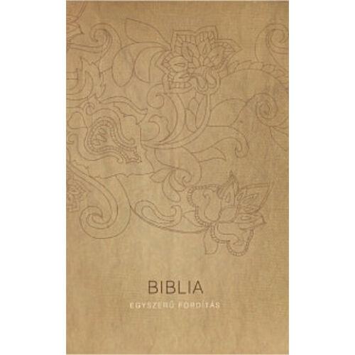 Biblia - EFO fordítás (virágos)