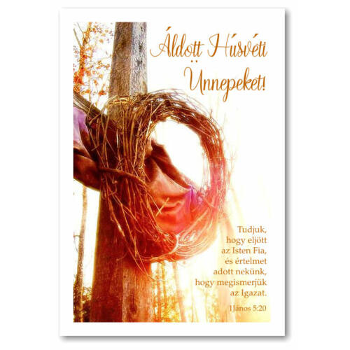 Húsvéti képeslap-03(10db)