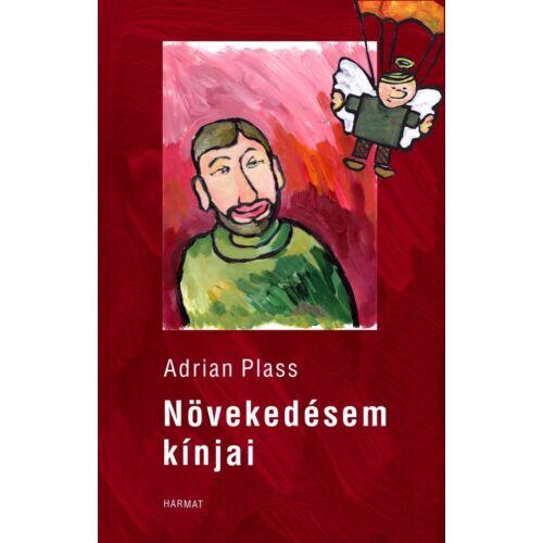 Adrian Plass - Növekedésem kínjai