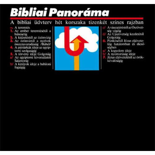 Bibliai Panoráma (a bibliai üdvterv 7 korszaka tizenkét színes ábrázolásban)