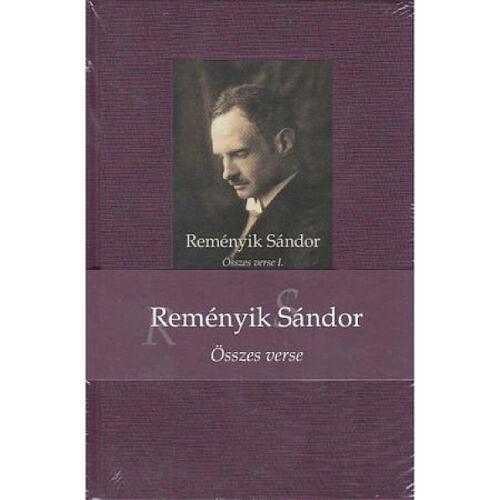 Reményik Sándor - összes. (2 kötetes)