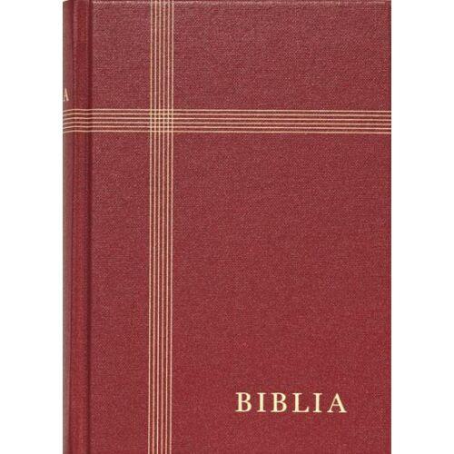 Biblia - RÚF (nagy) - bordó (vászon)