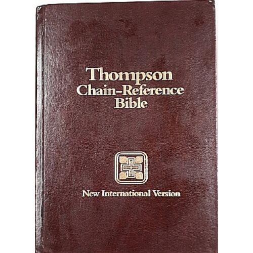 Thompson Chain-Reference Bible - használt