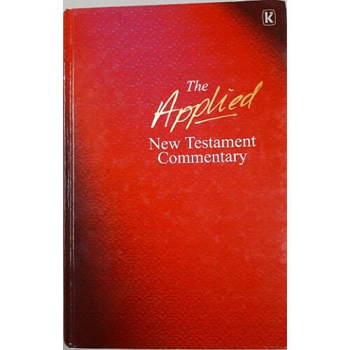 The Applied New Testament Commentary - használt