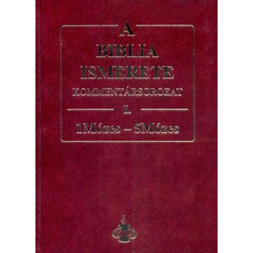 A Bib. ism. kommentár I.rész / 1Mózes-5Mózes