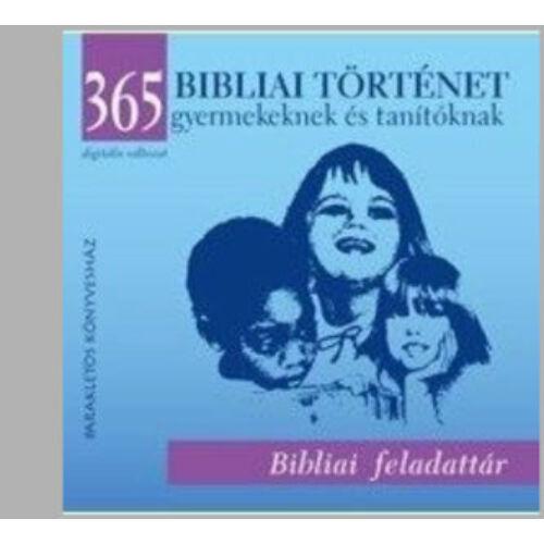 365 Bibliai történet gyermekeknek és tanítóknak - mp3