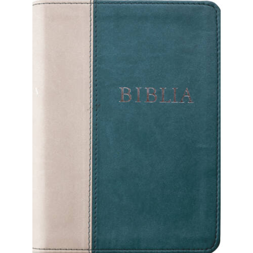 Biblia - RUF (kicsi) puha /szürke-zöld