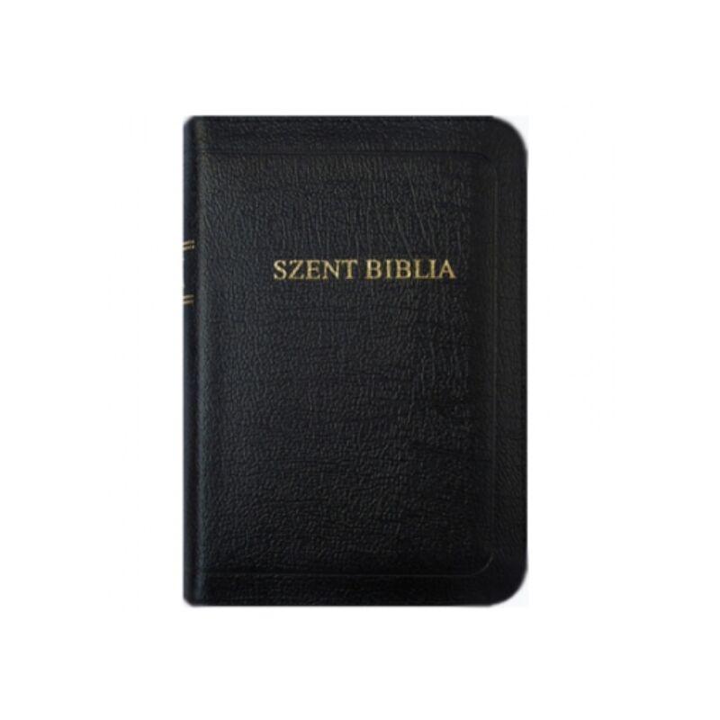 Biblia - Károli (Bőrkötésű, zsebméret)